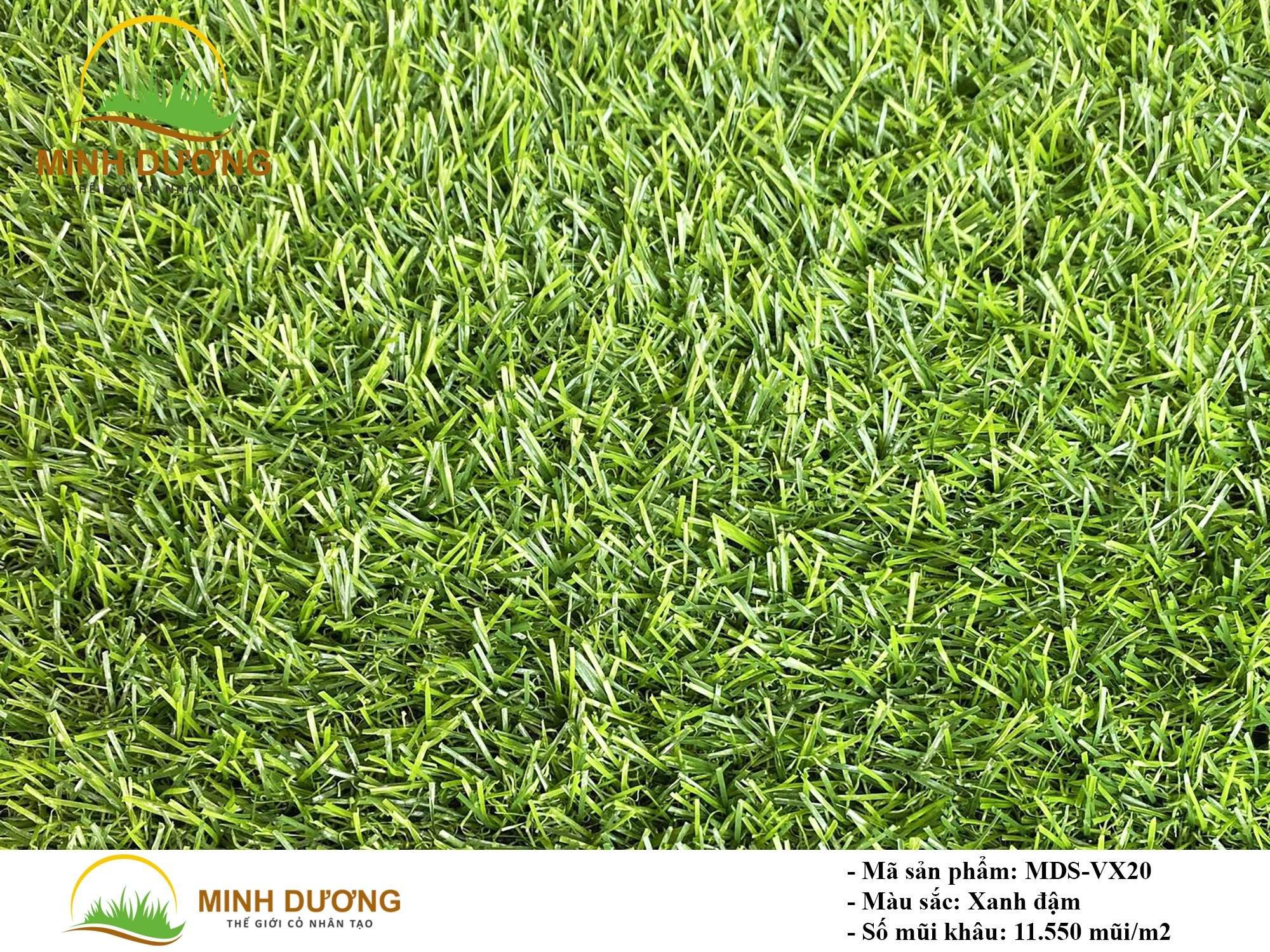 Sản phẩm cỏ nhân tạo MDS-VX20