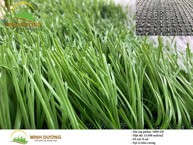 Mô tả sản phẩm cỏ nhân tạo MDS-F8